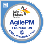 AgilePM Foundation APMG International badge