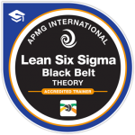 Lean Six Sigma Badge