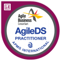 AgileDS Practioner Badge