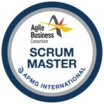 Agile Business Scrum Master Badge